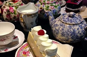 afternoon tea wedding venues