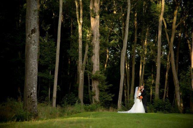 Trees-bride-groom