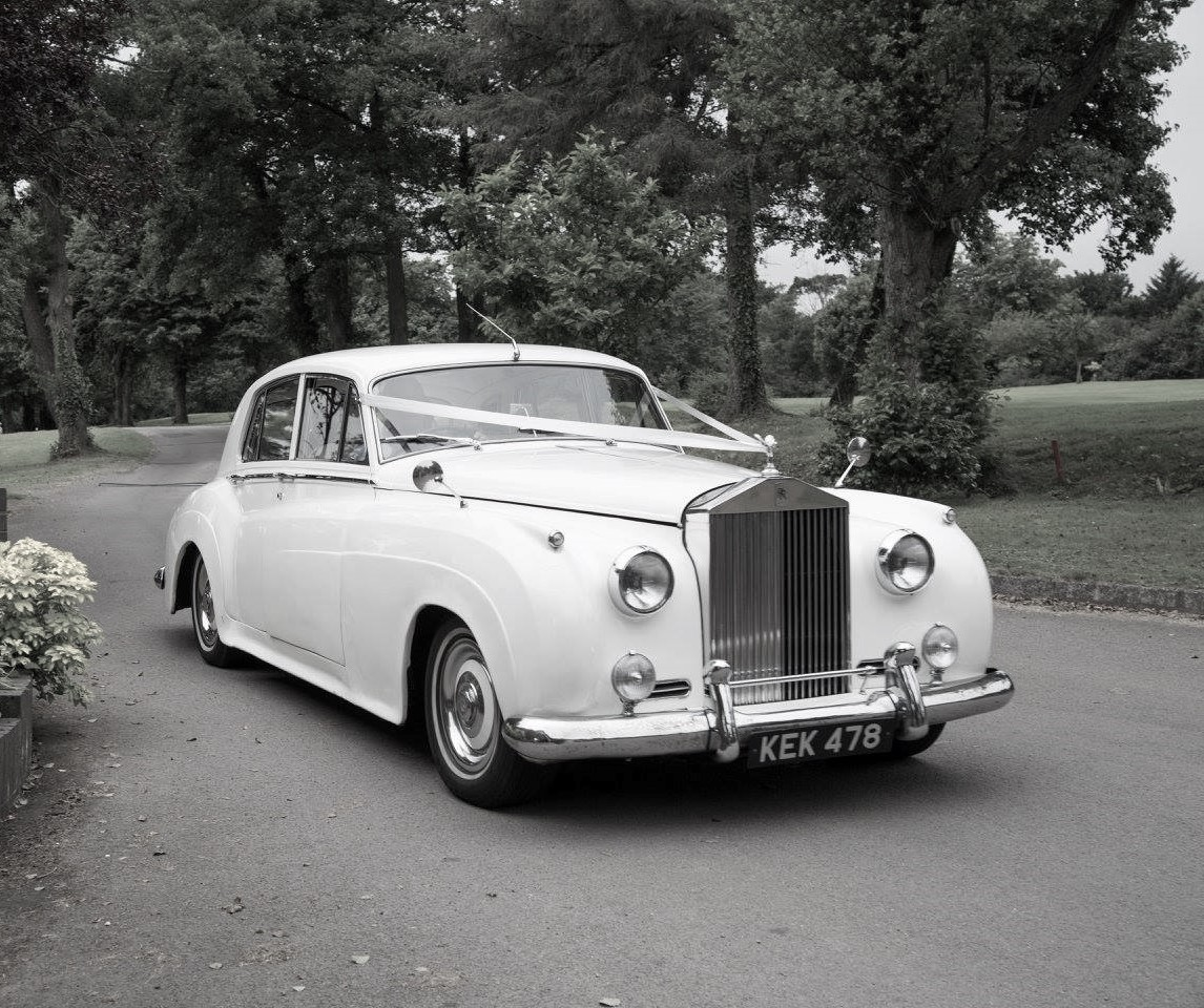 St-Mellons-GC-Wedding-Car